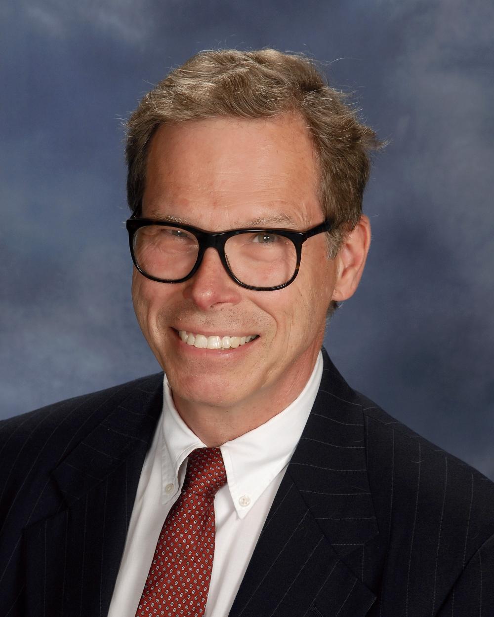 Reverend Dr. Mark Zier