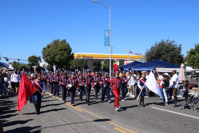 richmond high school parade