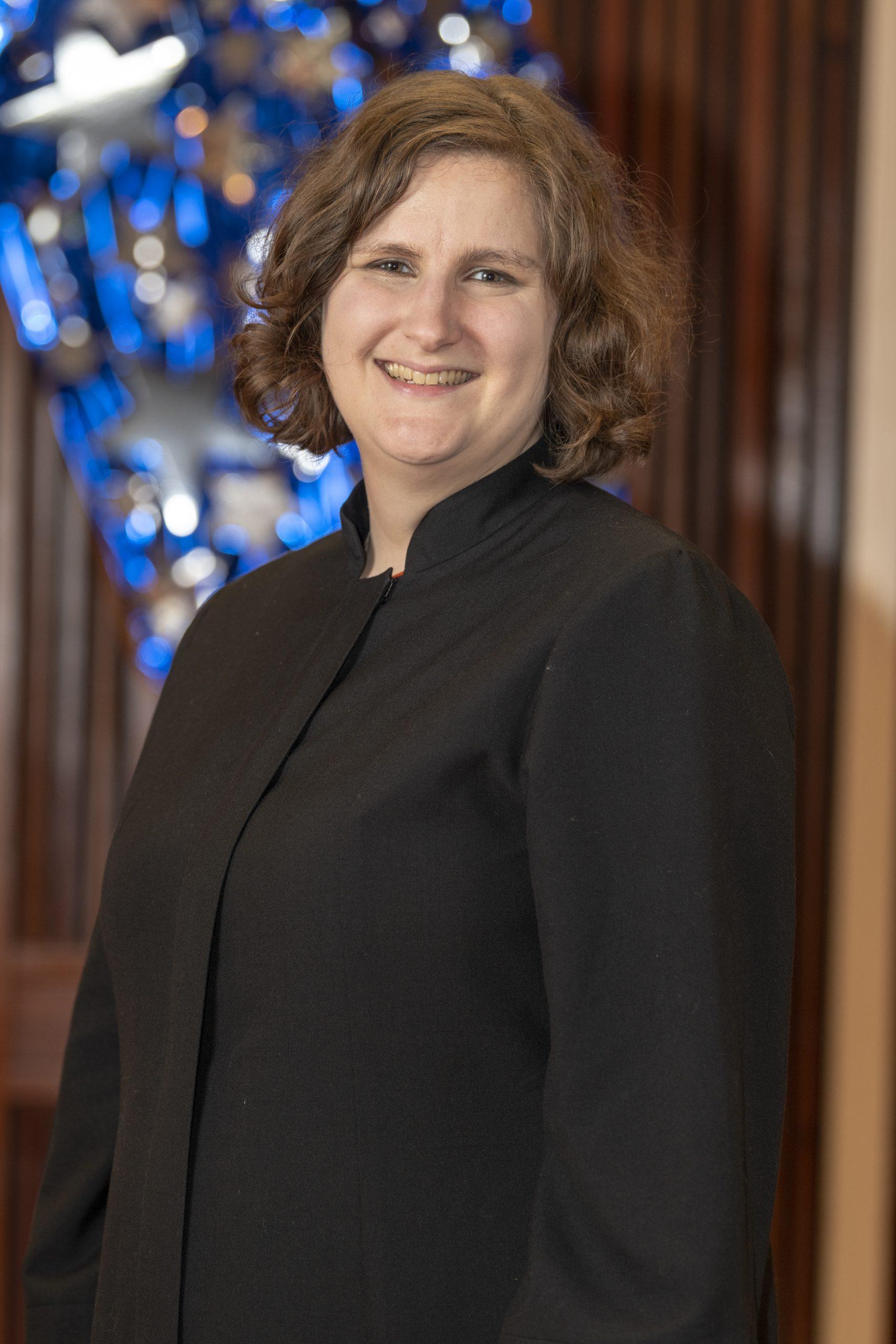 Reverend Emily Pickens-Jones